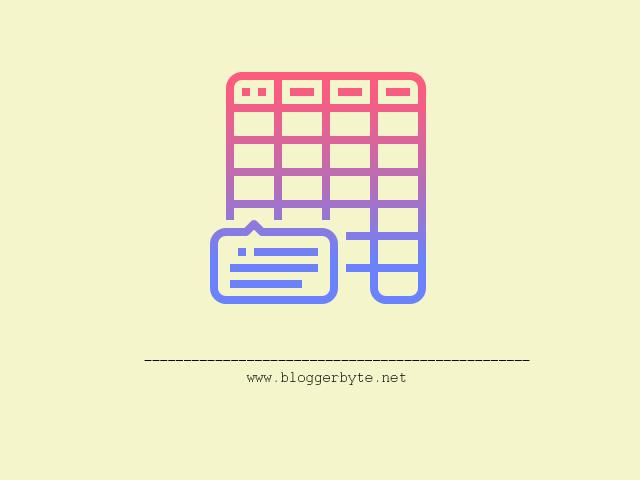 Online Table Generator Tool