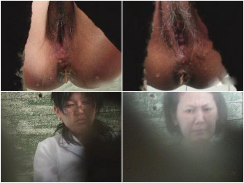 Порно камера выгребная яма