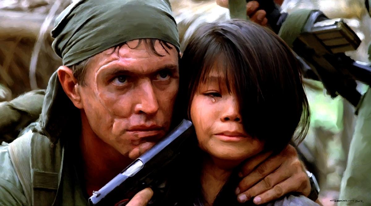 Image result for platoon (film)