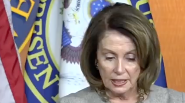 MORE Pelosi brain freezes, marred words — confuses 'thousands' and 'trillions'!