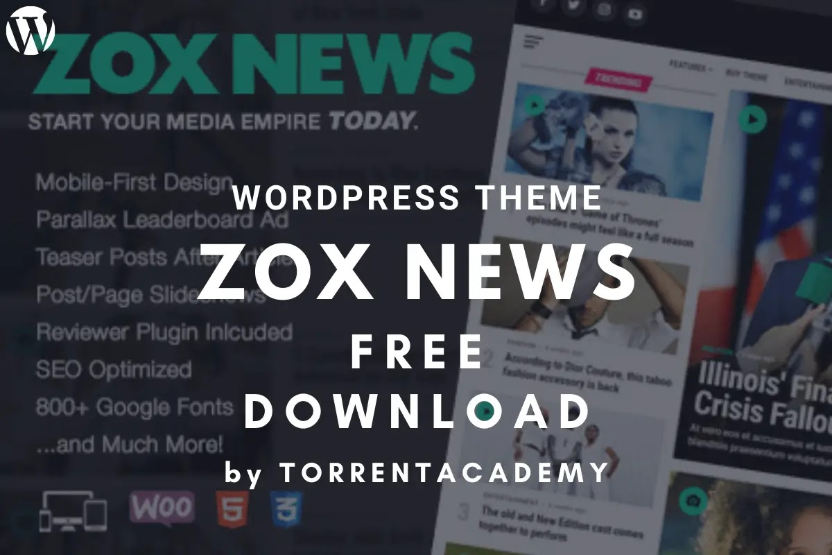 zox-news-wordpress-theme-free