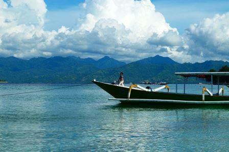 Pesona Wisata Gili Trawangan di Lombok