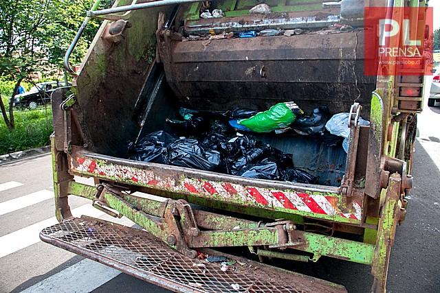 250 toneladas de basura: Paro de recolectores en Puerto Montt