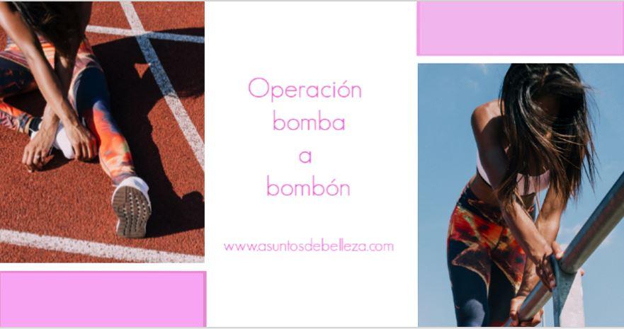 Operación bomba a bombón 2019