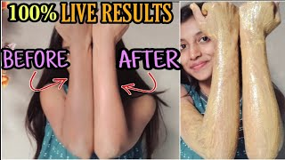 DAY- 4 😍 Full Body Lightening (DIY) Polish at Home Winter Body Care Routine