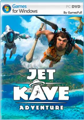 Jet Kave Adventure (2021) PC Full Español