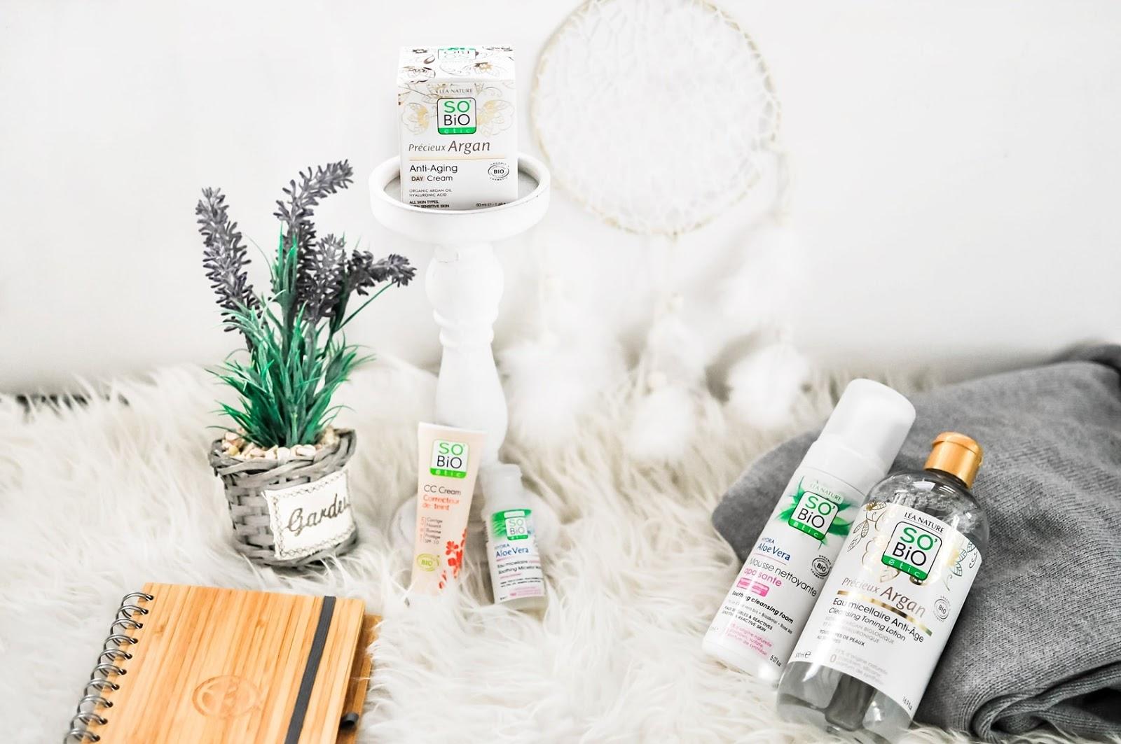 Promocje kosmetyczne - Drogerie Natura i marka So'Bio