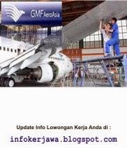 Lowongan Kerja BUMN GMF (Garuda Maintenance Facility) AeroAsia