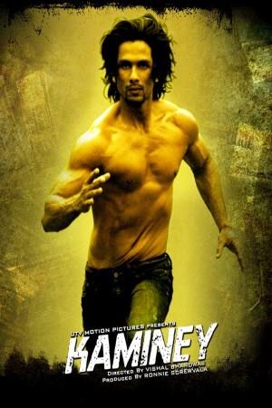 Download Kaminey (2009) Hindi Movie 720p BluRay 750MB