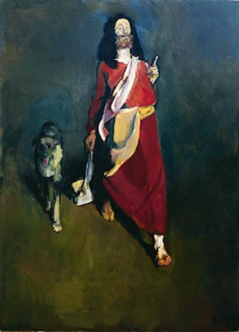 Pictorul - roman - Corneliu Baba-Elogiul destinului uman | pictura-corneliu-baba-regele-nebun