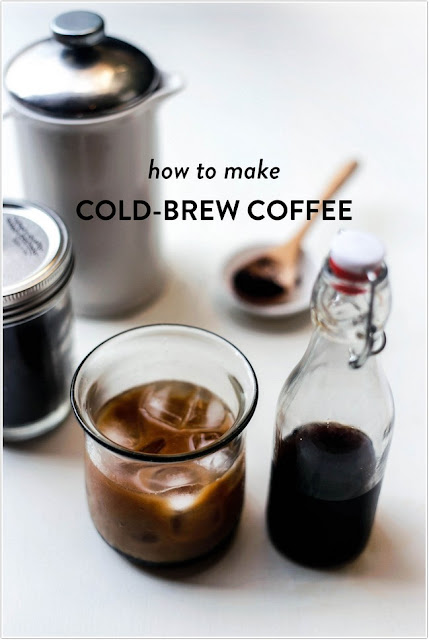 Simple steps to make cold-brewed coffee;How To Make Best Cold Brew Coffee
