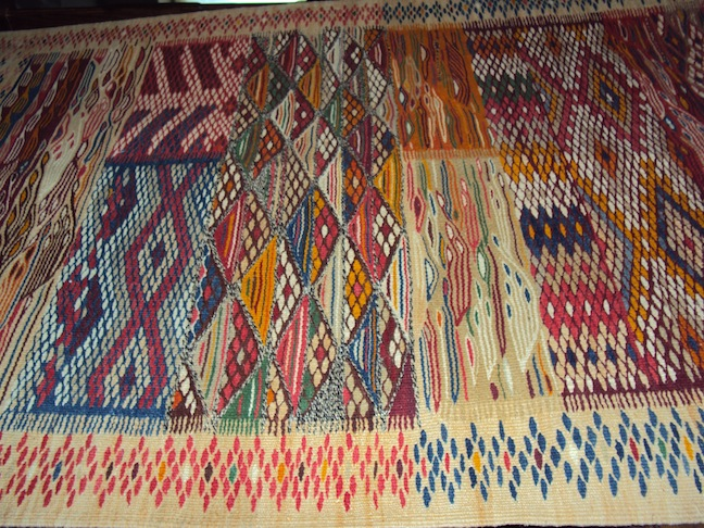 Four Women Worked On This Carpet