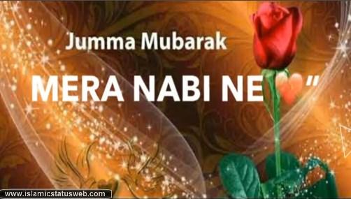 Best Jumma Mubarak Islamic Status For Whatsapp Free Video