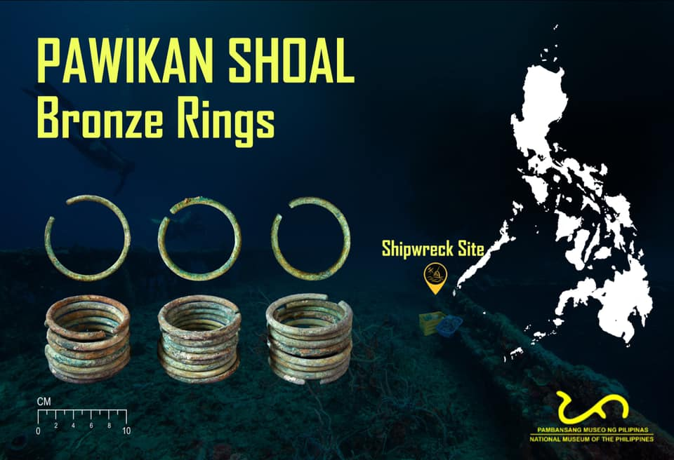 Bronze Rings from the Pawikan Shoal