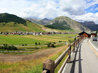 livigno gara sci estate