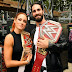 Becky Lynch e Seth Rollins celebram chegada da primeira filha