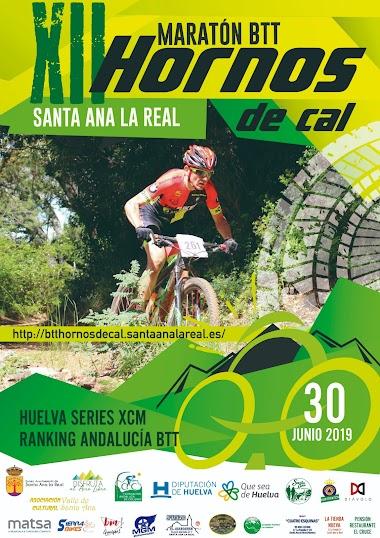 12º Maratón BTT Hornos de Cal - Extreme Bike Santa Ana la Real (MHC19)