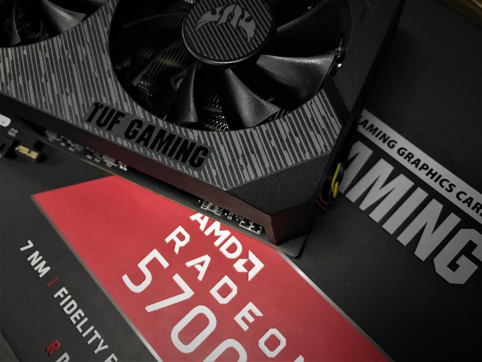 Asus Tuf Gaming Radeon Rx 5700 Review