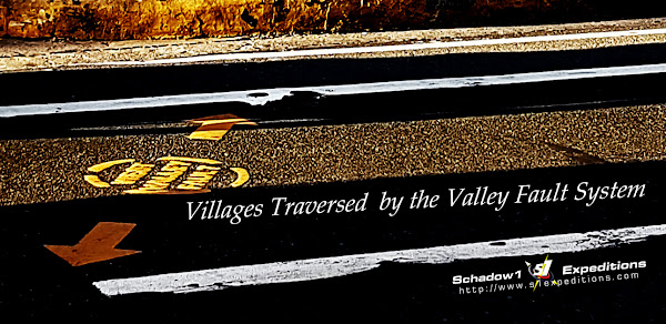 Villages Traversed by the Valley Fault System - Schadow1 Expeditions
