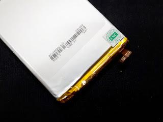 Baterai Hape Sharp R1 456080 MCOM Original New 4000mAh