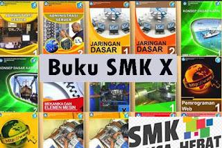 Buku Bahasa Indonesia Kelas 10 SMK Kurikulum 2013 Edisi Revisi