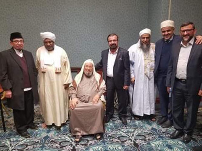 Yusuf Qardhawi - Habib Salim Segaf Al Jufri