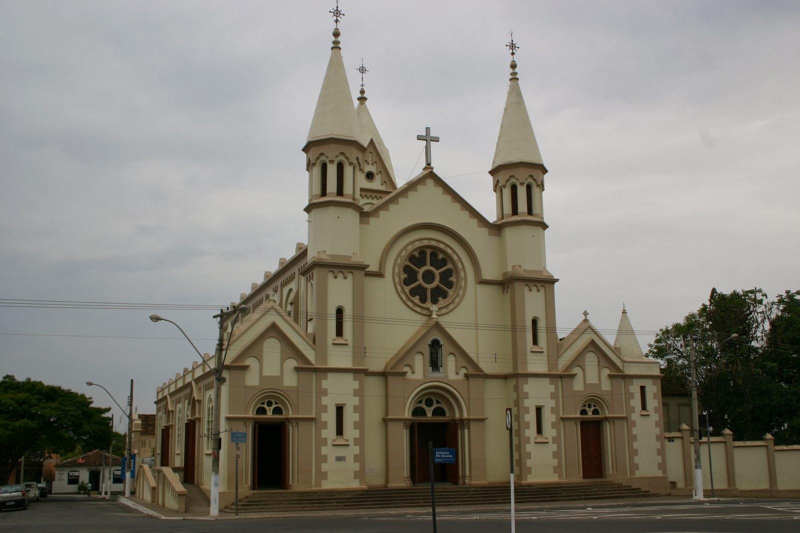 Igreja de São Geraldo em Curvelo