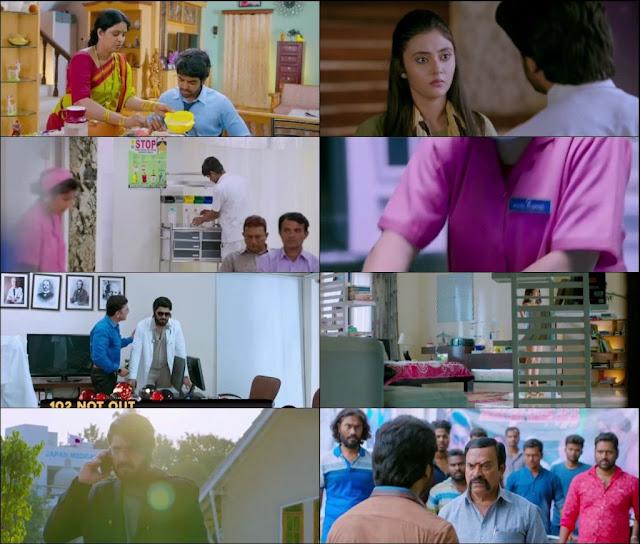 Marshal 2019 Hindi Dubbed 720p HDTV