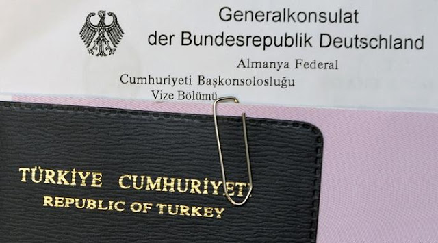 About 1,000 Turkish diplomats and civil servants sought asylum in Germany