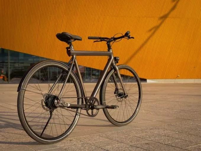 Equal Bike, una bicicleta eléctrica de alta calidad que pesa menos de 15 kg