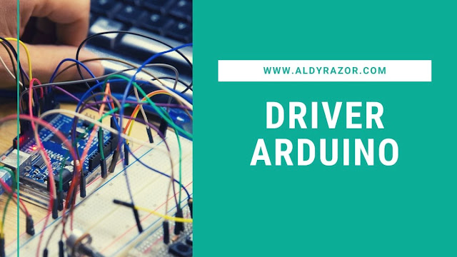 driver arduino