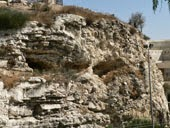 Golgotha (which means The Place of the Skull)