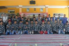 Karang Taruna Desa Juluk Gelar Sosialisai Bersama Kordinator Karang Taruna Wilayah Madura