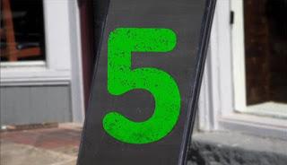 Murray announces the Sesame Street sponsors number 5. Sesame Street Episode 4421, The Pogo Games, Season 44.