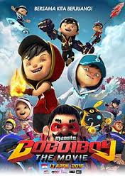 Nonton BoBoiBoy: The Movie (2016)
