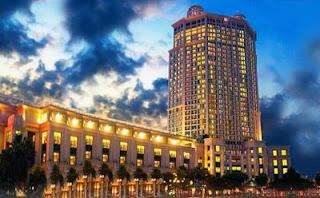 Grand Copthorne Waterfront - Singapore Grand Prix Formula 1 Marina Bay Night Race - SALIKA