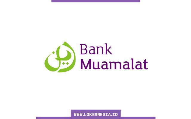 Lowongan Kerja Bank Muamalat Juli 2021