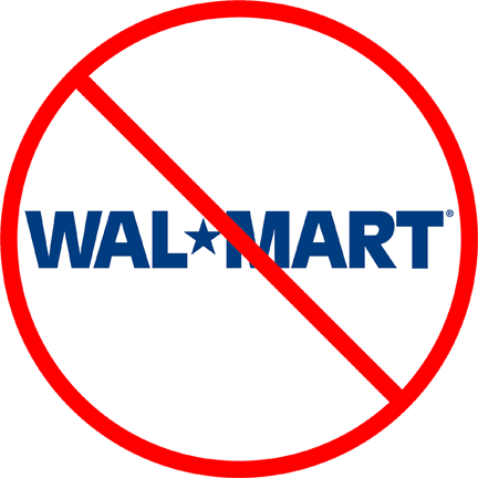 Do Something Good for the Country on Black Friday: Don't Shop Walmart