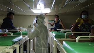 Kasus Covid Meningkat, Kapal Pelni Tetap Operasi dengan Prokes Ketat