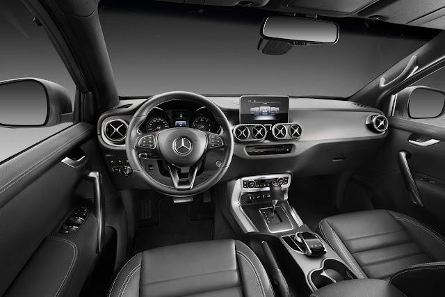 Mercedes Classe X - Picape