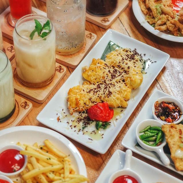 Harga Menu PADIKU Eatery & Coffee Jogja