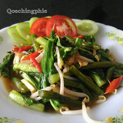 Resep Tumis Sayuran Campur