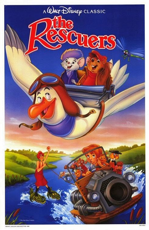Watch The Rescuers 1 (1977) Online For Free Full Movie English Stream