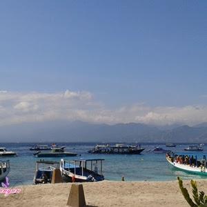 Lombok to Gili Trawangan Boat Experience
