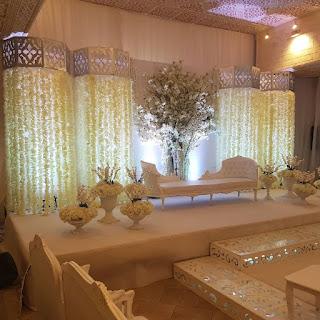 كوش أعراس - مكتب ديزاينو لتنظيم حفلات الزواج