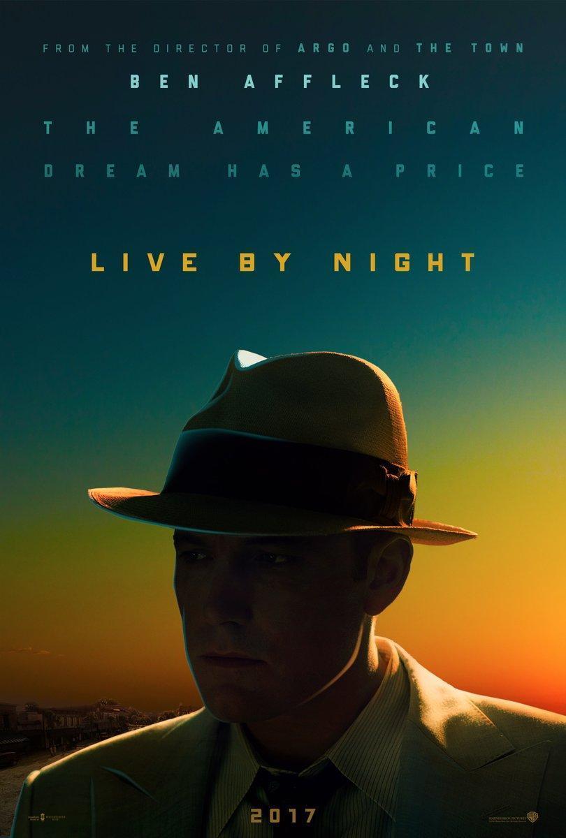 Vivir de noche Live By Night HD BluRay Rip Español Castellano