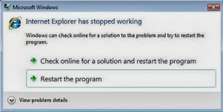 "How to Resolve Program ""Has Stopped Working"""