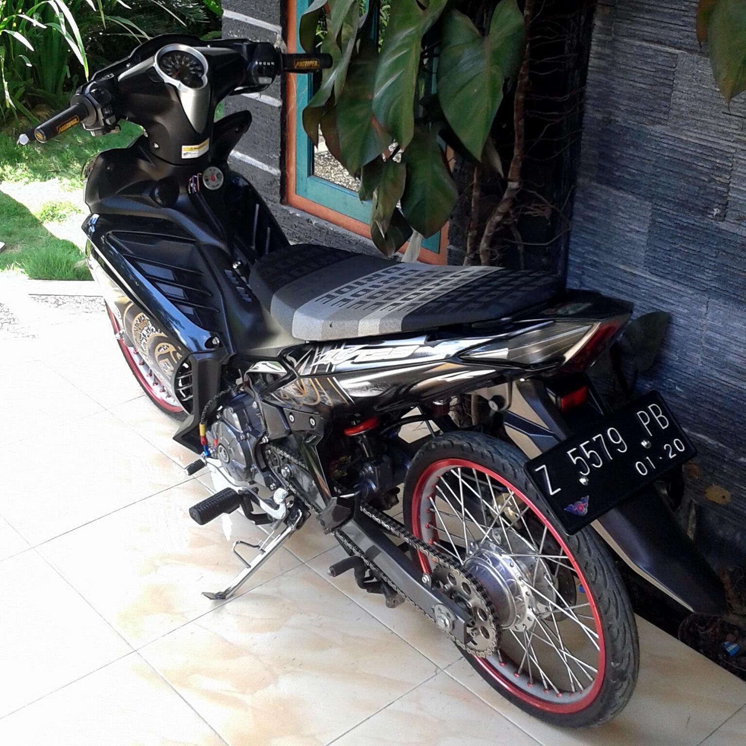 87 Modifikasi Motor Jupiter Mx Ala Thailook Terbaru Spions