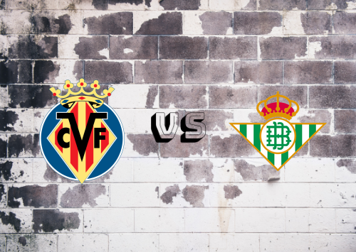 Villarreal vs Real Betis  Resumen