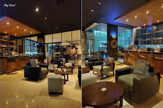 Mampir Kembali di Hotel Grandhika Medan: Edisi Mencoba Angkringan - Ruangan